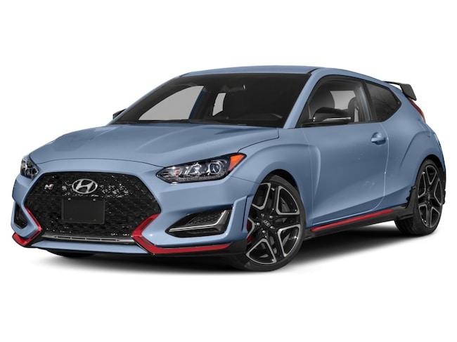2019 Hyundai Veloster N Hatchback