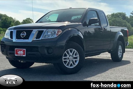 2014 Nissan Frontier SV Truck King Cab