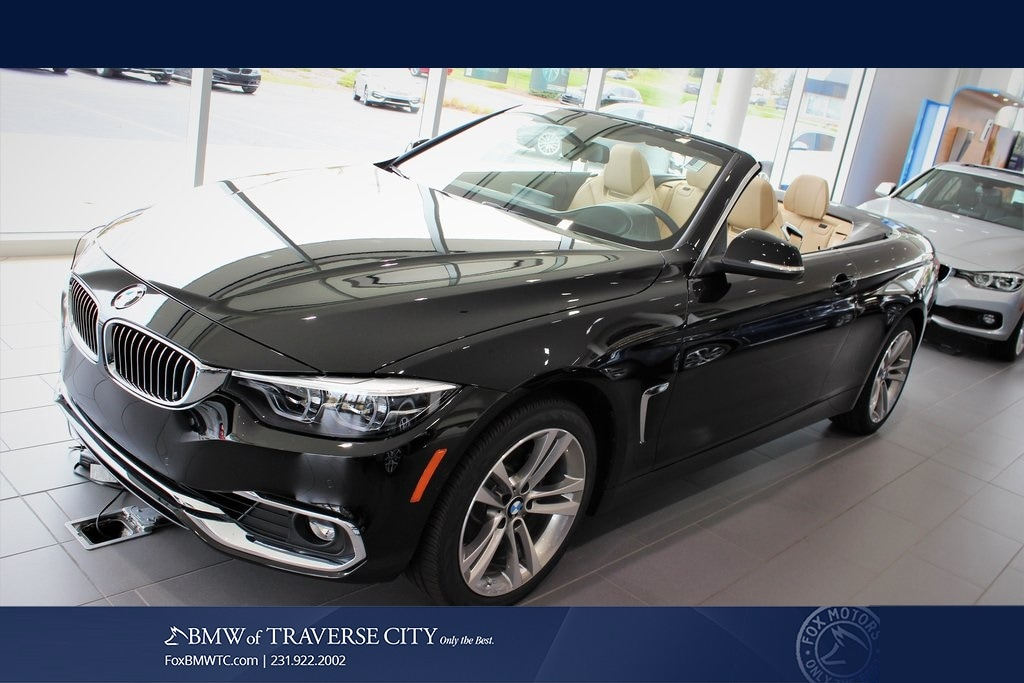 2019 BMW 4 Series 430i Xdrive Convertible