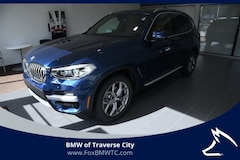 BMW Vehicles for sale 2021 BMW X3 xDrive30i SAV in Traverse City, MI