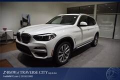 BMW Vehicles for sale 2019 BMW X3 Xdrive30i SAV 5UXTR9C58KLP77105 in Traverse City, MI