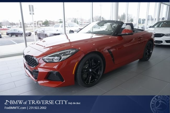 New 2019 BMW Z4 Sdrive30i Convertible in Traverse City, MI