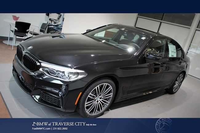 New 2019 BMW 5 Series 540i Xdrive Sedan in Traverse City, MI