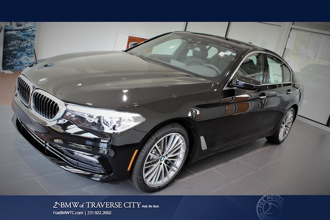 New 2018 BMW 5 Series 530i Xdrive Sedan in Traverse City, MI