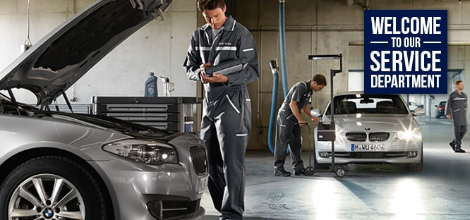 Auto Repair and Maintenance  BMW of Traverse City Service Center