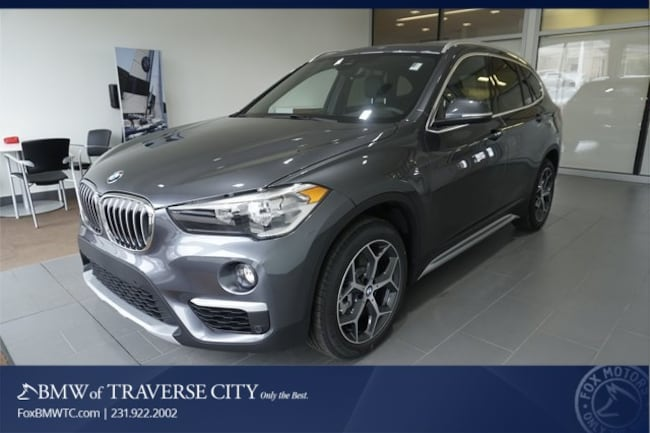 New 2019 BMW X1 Xdrive28i SUV in Traverse City, MI