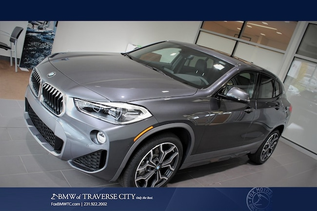New 2018 BMW X2 Xdrive28i Sports Activity Coupe in Traverse City, MI