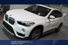BMW Vehicles for sale 2018 BMW X1 Xdrive28i SAV WBXHT3C34J3H32137 in Traverse City, MI