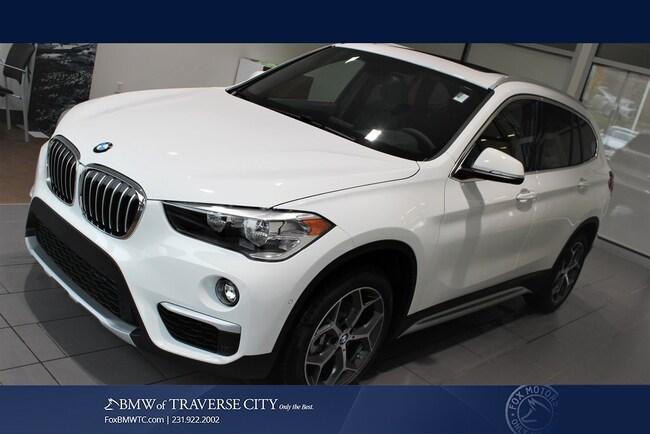 New 2018 BMW X1 Xdrive28i SAV in Traverse City, MI