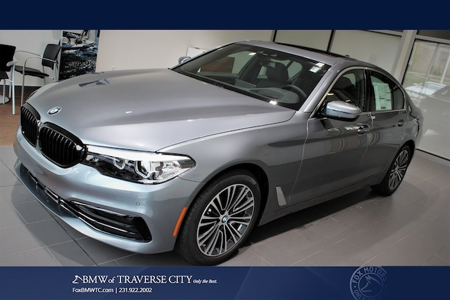 2019 BMW 5 Series 530i xDrive Sedan Sedan