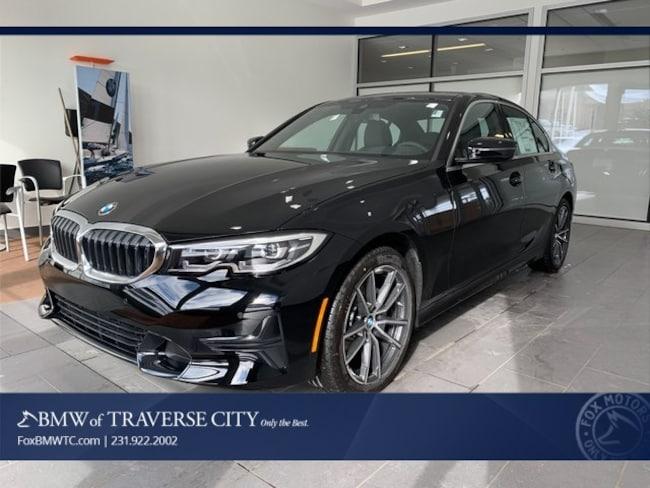 New 2019 BMW 3 Series 330i Xdrive Sedan in Traverse City, MI