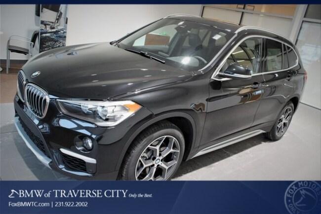 New 2019 BMW X1 Xdrive28i SUV in Traverse City, MI