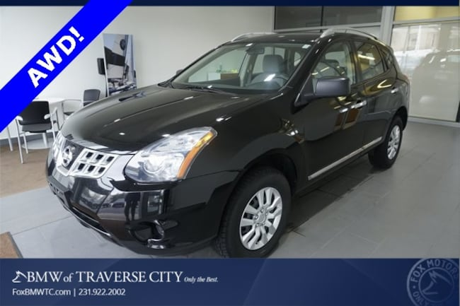Used 2015 Nissan Rogue Select S SUV in Traverse City