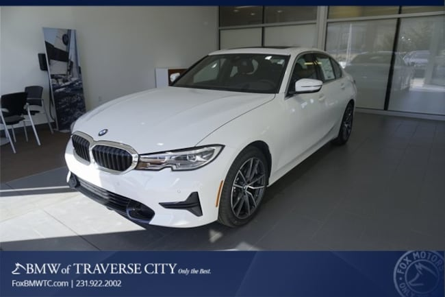 New 2019 BMW 3 Series 330i Xdrive Sedan in Traverse City, MI