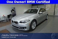 Used 2015 BMW 528i xDrive Sedan in Traverse City, MI