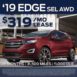 Fox Lease Special: 319/mo for 36 months, $1,000 Total Due at Signing