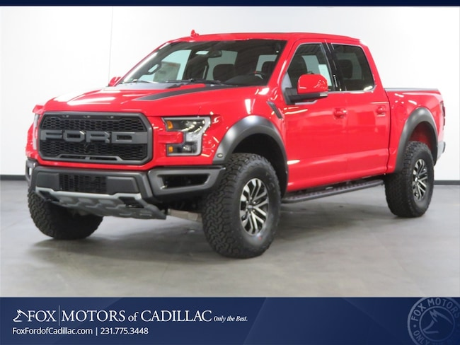 New 2019 Ford F-150 Raptor Truck For Sale/Lease Cadillac, MI