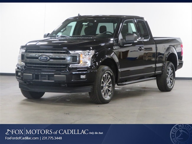 New 2019 Ford F-150 XLT Truck For Sale/Lease Cadillac, MI
