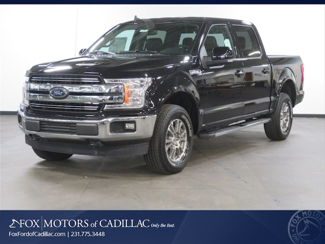 New 2019 Ford F-150 Lariat Truck For Sale/Lease Cadillac, MI