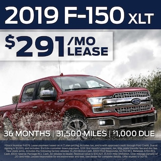 Fox Lease Special: $291/mo for 36 months, $1,000 Total Due at Signing
