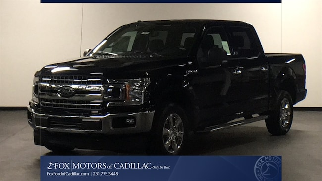 New 2018 Ford F-150 XLT Truck For Sale/Lease Cadillac, MI