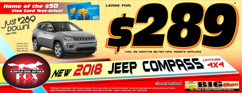 Used Car Dealerships Syracuse Ny >> Fox Chrysler Dodge Jeep Ram | New, Used, Parts, Service ...