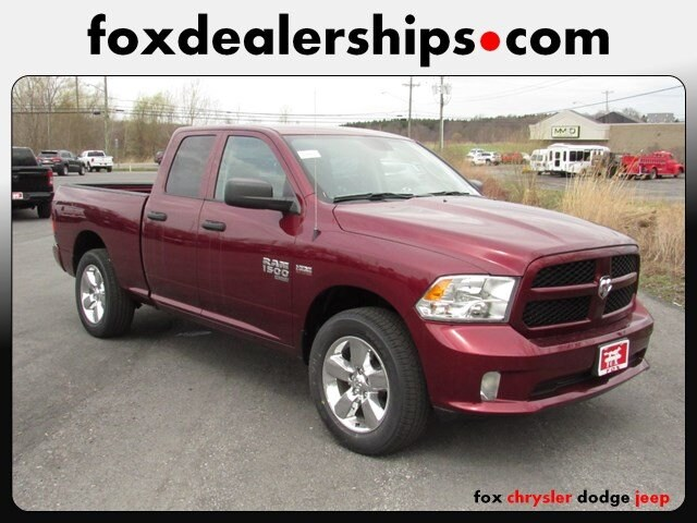 New Vehicle Specials | Fox Chrysler Dodge Jeep Ram