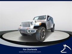 New 2020 Jeep Wrangler UNLIMITED RUBICON 4X4 Sport Utility in Charlevoix, MI