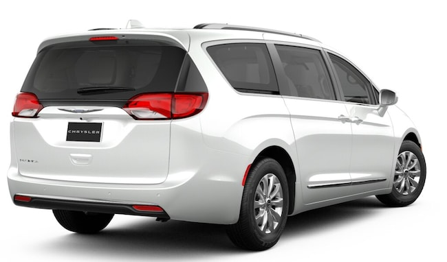 New 2019 Chrysler Pacifica Touring L Plus For Sale Charlevoix Mi