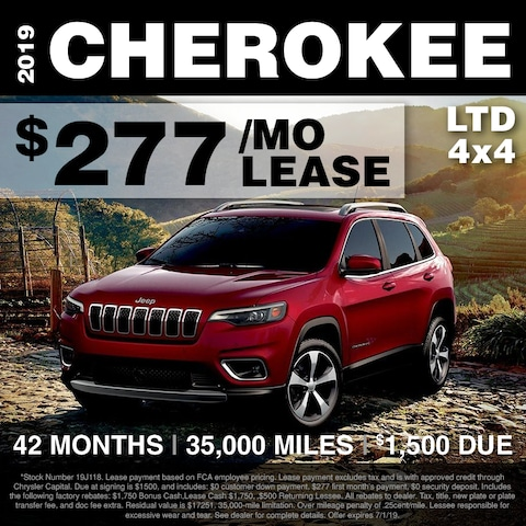 Fox Lease Special: $277/mo for 36 months, $1,500 Total Due at Signing