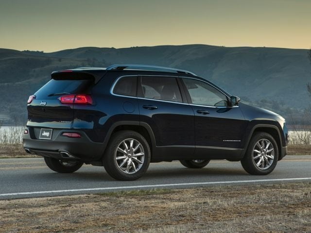 Three Key Features of the 2017 Jeep Cherokee | Fox