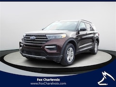 New 2020 Ford Explorer XLT SUV in Charlevoix, MI