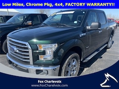 Used 2016 Ford F-150 XLT Truck 1FTEW1EG0GFB24986 in Charlevoix, MI