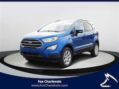 New 2020 Ford EcoSport SE SUV in Charlevoix, MI