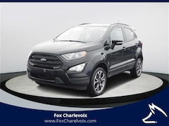 New 2020 Ford EcoSport SES SUV in Charlevoix, MI