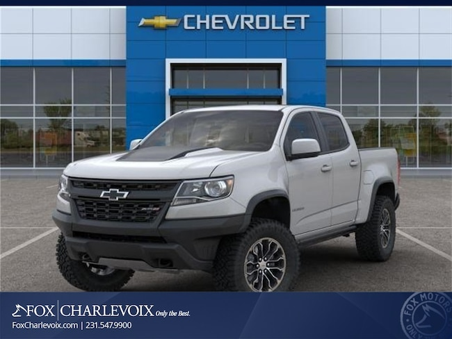 2019 Chevrolet Colorado ZR2 Truck Crew Cab