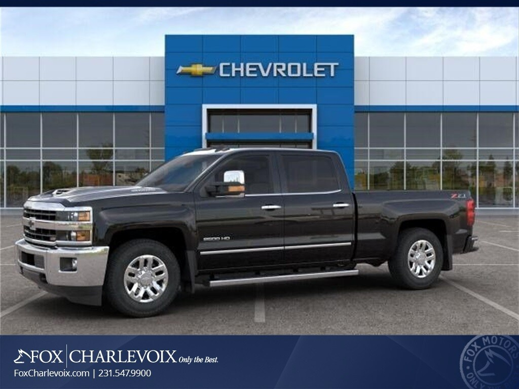 New 2019 Chevrolet Silverado 2500HD For Sale at Fox Charlevoix | VIN
