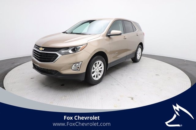 Used 2018 Chevrolet Equinox For Sale At Fox Chevrolet Vin 2gnaxsev6j6221473