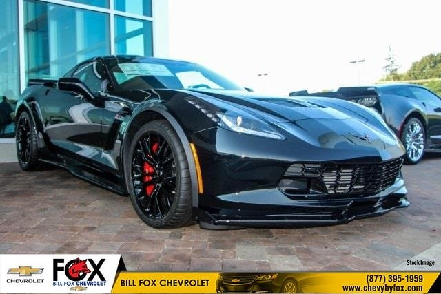 2018 Chevrolet Corvette Z06 Coupe