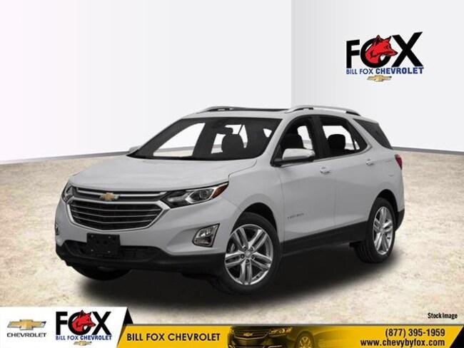 2018 Chevrolet Equinox Premier Utility