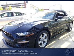 New 2018 Ford Mustang Ecoboost Convertible for sale in Chicago