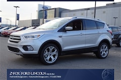 New 2019 Ford Escape Titanium SUV for sale in Chicago