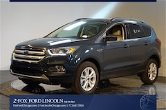 New 2019 Ford Escape SEL SUV for sale in Chicago