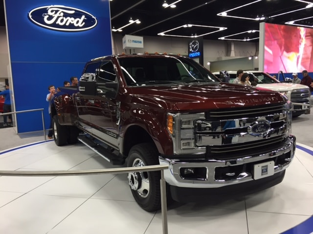 Chicago Ford Auto Show Bonus Cash