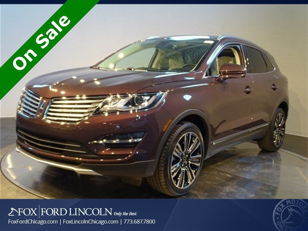 2017 Lincoln MKC Black Label SUV