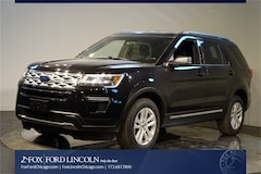 New 2019 Ford Explorer XLT SUV for sale in Chicago