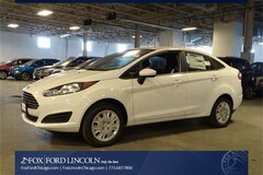 New 2019 Ford Fiesta S Sedan for sale in Chicago