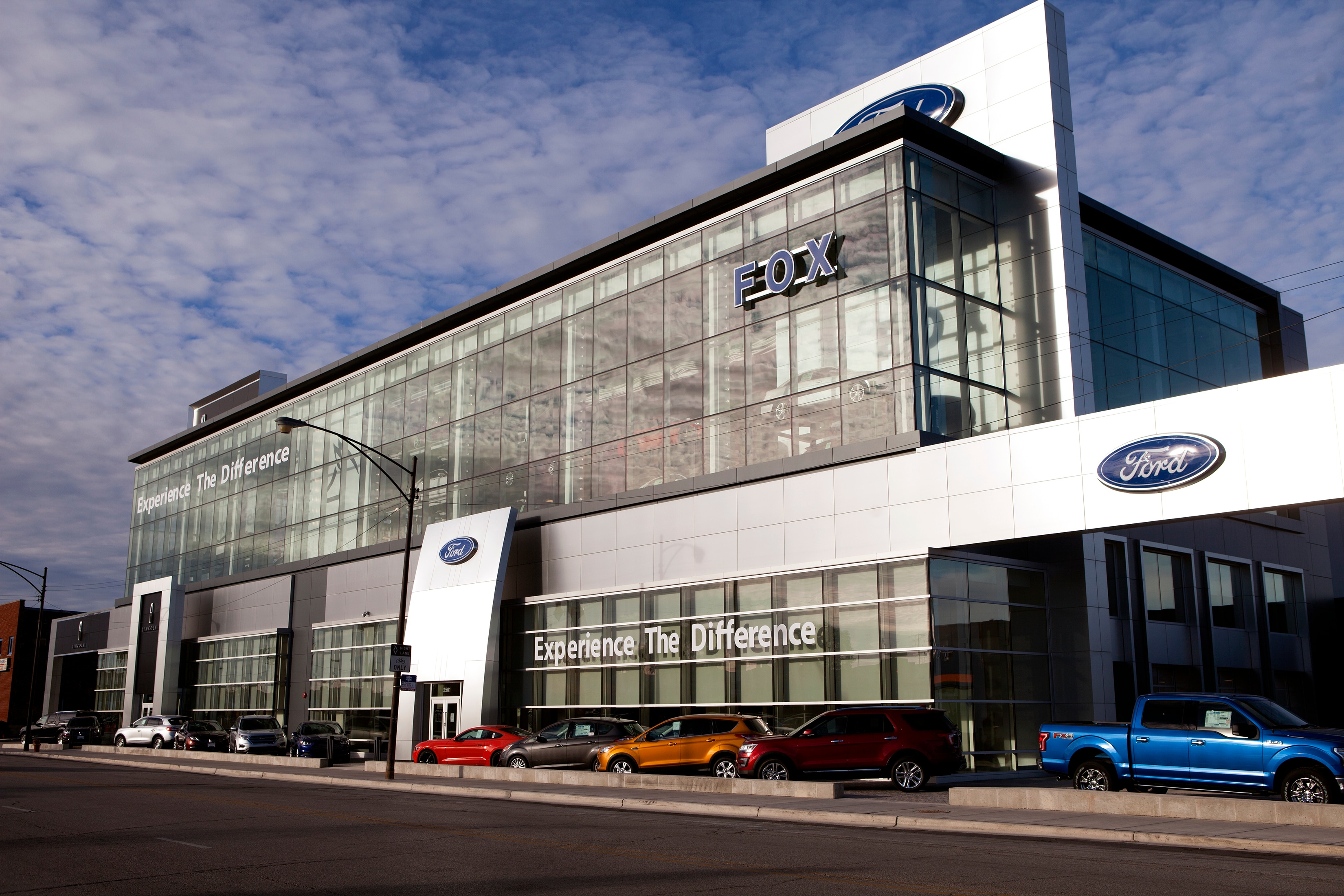 fox ford lincoln of chicago new ford dealership in chicago html autos weblog. Black Bedroom Furniture Sets. Home Design Ideas