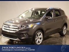 New 2019 Ford Escape Titanium SUV for sale in Chicago