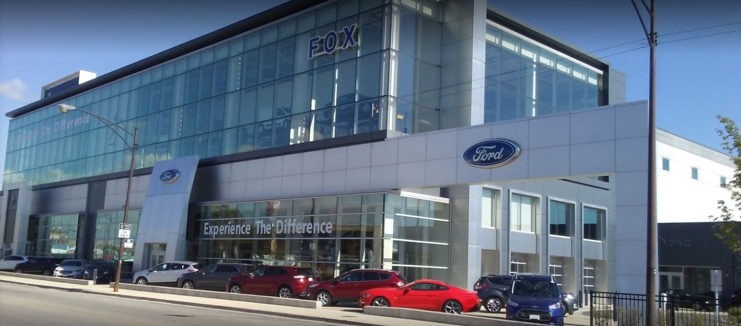Fox Ford Lincoln >> Quick Service Center In Chicago Oil Change Tire Rotation